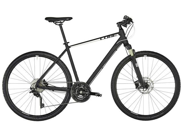 Cube Cross Pro - Bicicletas híbridas - negro